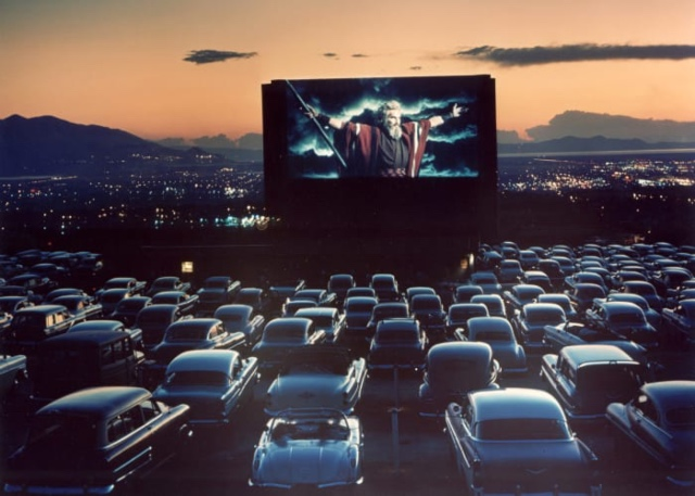 Drive-In Theatre Nostalgia via Buzzfeed News
