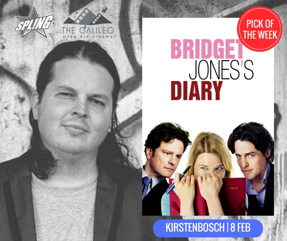 Spling's Pick of the Week - Bridget Jones's Diary