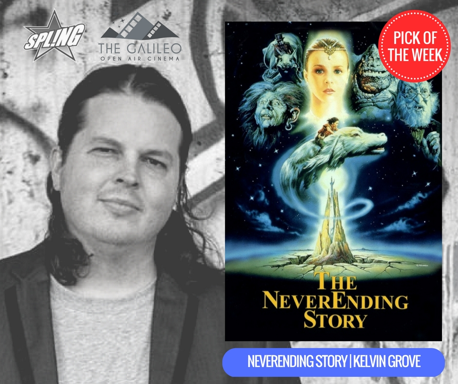 Spling's Pick of the Week - The Neverending Story at Kelvin Grove