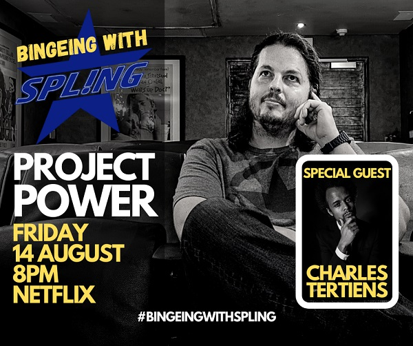 Bingeing with Spling - Project Power Watch Party